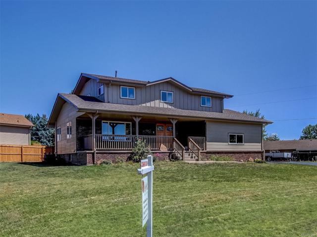 8275 W Massey Drive, Littleton, CO 80128 (MLS #6937270) :: 8z Real Estate