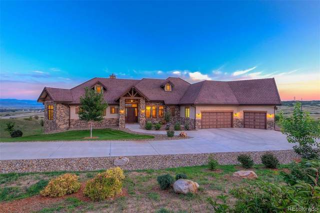 8916 Avalanche Street, Littleton, CO 80125 (#6938287) :: Kimberly Austin Properties