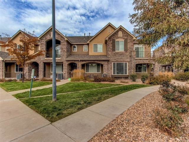 15406 W 66th Drive A, Arvada, CO 80007 (MLS #6938353) :: 8z Real Estate