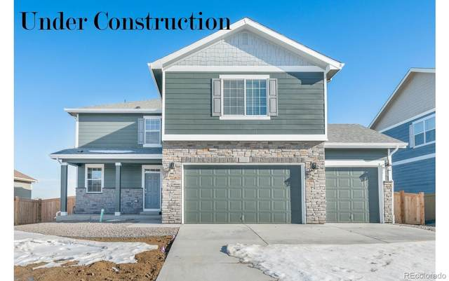6853 Wild Grass Lane, Wellington, CO 80549 (MLS #6938374) :: 8z Real Estate