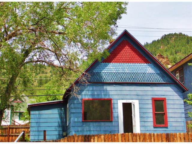 804 Miner Street, Idaho Springs, CO 80452 (MLS #6938459) :: 8z Real Estate