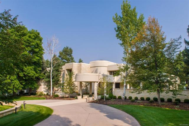 52 Sedgwick Drive, Cherry Hills Village, CO 80113 (#6938879) :: The City and Mountains Group