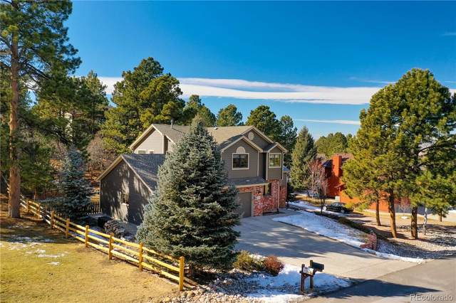 8088 Lt William Clark Road, Parker, CO 80134 (#6938885) :: Stephanie Fryncko | Keller Williams Integrity