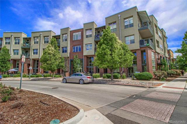 7700 E 29th Avenue #314, Denver, CO 80238 (MLS #6938974) :: 8z Real Estate