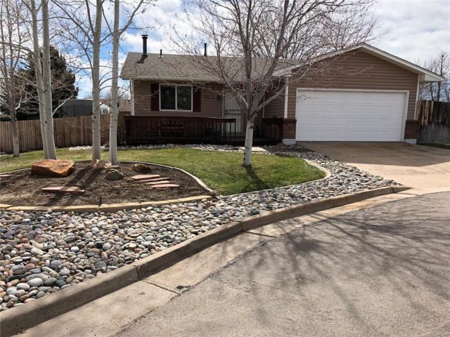 13380 W Warren Avenue, Lakewood, CO 80228 (#6939033) :: The HomeSmiths Team - Keller Williams