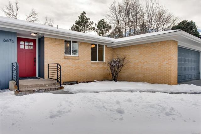 6676 W Leawood Drive, Littleton, CO 80123 (#6939063) :: The City and Mountains Group