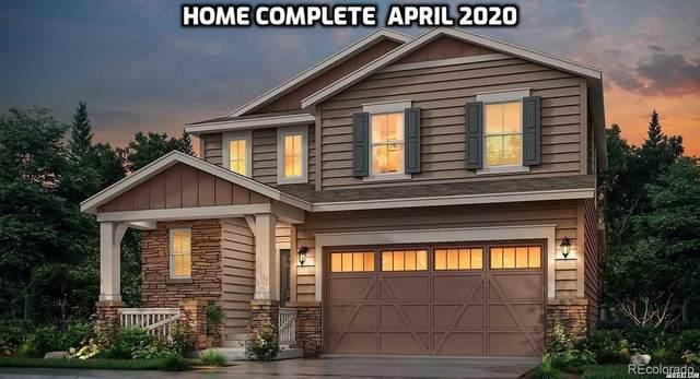 422 N Patsburg Street, Aurora, CO 80018 (#6940484) :: James Crocker Team