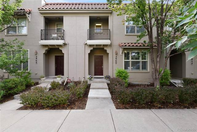 2860 Syracuse Court, Denver, CO 80238 (#6940747) :: The Margolis Team