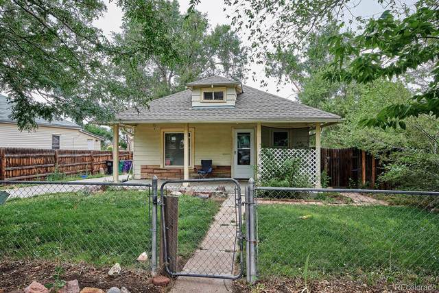 2779 W Irvington Place, Denver, CO 80219 (MLS #6941108) :: 8z Real Estate