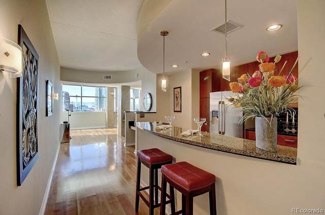 1700 Bassett Street #808, Denver, CO 80202 (MLS #6941312) :: Kittle Real Estate