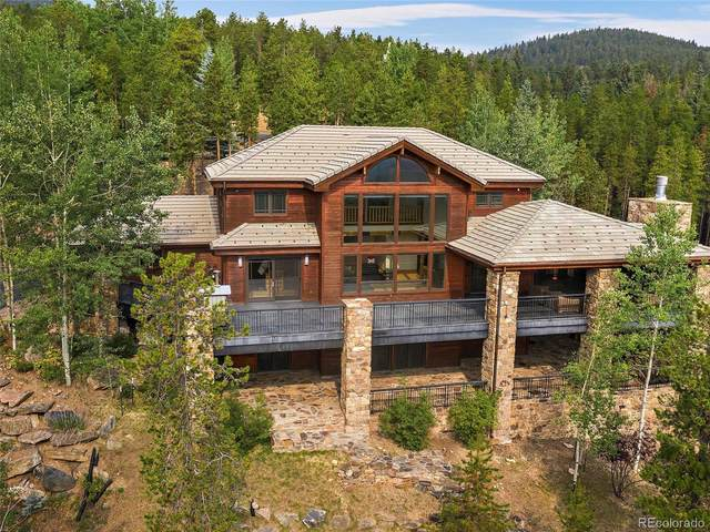8510 S Warhawk Road, Conifer, CO 80433 (MLS #6941327) :: 8z Real Estate