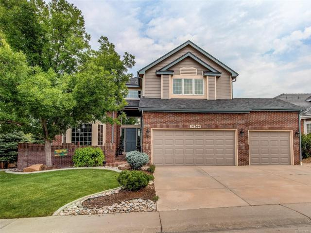 10264 Charissglen Circle, Highlands Ranch, CO 80126 (#6941881) :: The Galo Garrido Group