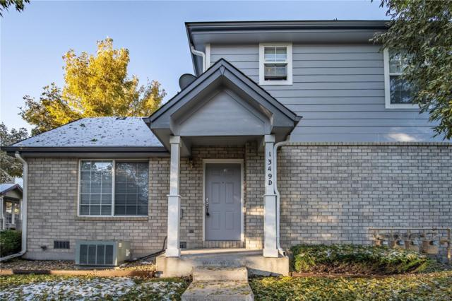 1349 W 112th Avenue D, Westminster, CO 80234 (#6941904) :: The DeGrood Team