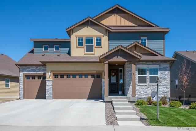 2876 Pawnee Creek Drive, Loveland, CO 80538 (#6942133) :: Kimberly Austin Properties