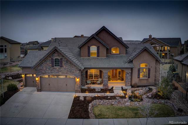 13265 Lions Peak Way, Colorado Springs, CO 80921 (#6943255) :: The Griffith Home Team