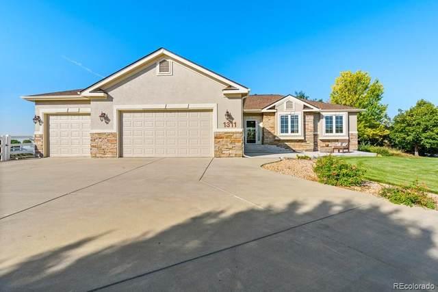 1311 Park Ridge Drive, Severance, CO 80615 (#6943325) :: The Brokerage Group
