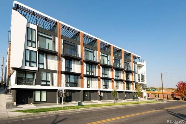 5115 W 29th Avenue #1, Denver, CO 80212 (#6943331) :: Wisdom Real Estate