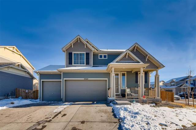 10542 Racine Street, Commerce City, CO 80022 (#6943376) :: The Gilbert Group