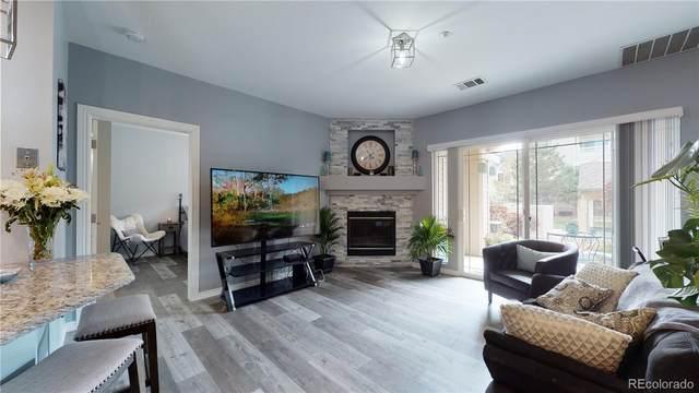 9631 W Coco Circle #105, Littleton, CO 80128 (#6943532) :: Peak Properties Group
