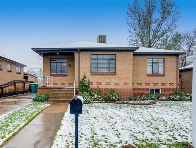 81 S Ingalls Street, Lakewood, CO 80226 (MLS #6943983) :: 8z Real Estate