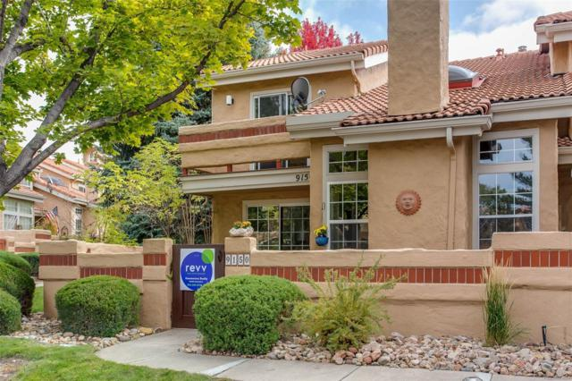 9150 Madre Place, Lone Tree, CO 80124 (#6944024) :: Briggs American Properties