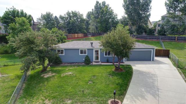 15666 W 1st Drive, Golden, CO 80401 (#6944059) :: The Peak Properties Group