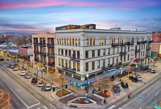 101 N Tejon Street #450, Colorado Springs, CO 80903 (#6944113) :: Venterra Real Estate LLC