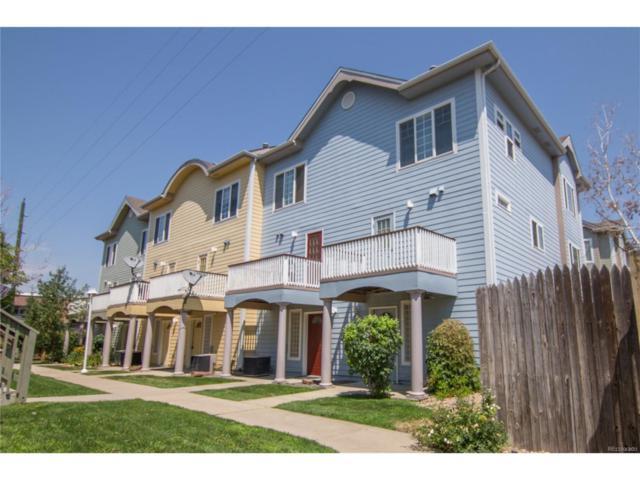 6371 E Ohio Avenue, Denver, CO 80224 (MLS #6944279) :: 8z Real Estate