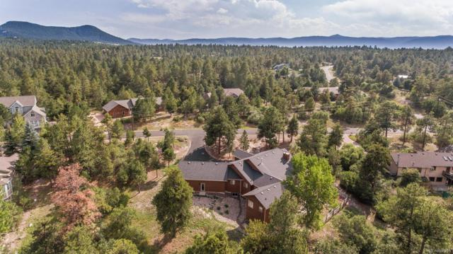 1055 Cottonwood Lane, Larkspur, CO 80118 (#6944762) :: The Peak Properties Group