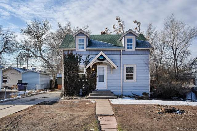 1310 W Dakota Avenue, Denver, CO 80223 (#6945028) :: The Griffith Home Team