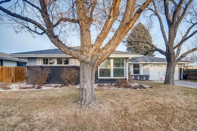 3640 S Hillcrest Drive, Denver, CO 80237 (#6945067) :: The Healey Group