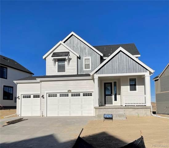 1161 E Witherspoon Drive, Elizabeth, CO 80107 (#6945271) :: Venterra Real Estate LLC