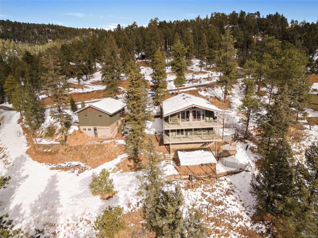 32670 Aspen Meadow Drive, Evergreen, CO 80439 (#6945296) :: Bring Home Denver