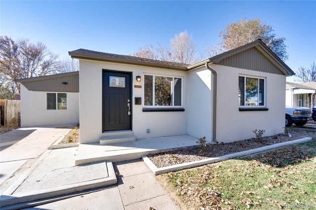 4931 Tejon Street, Denver, CO 80221 (#6945441) :: Wisdom Real Estate
