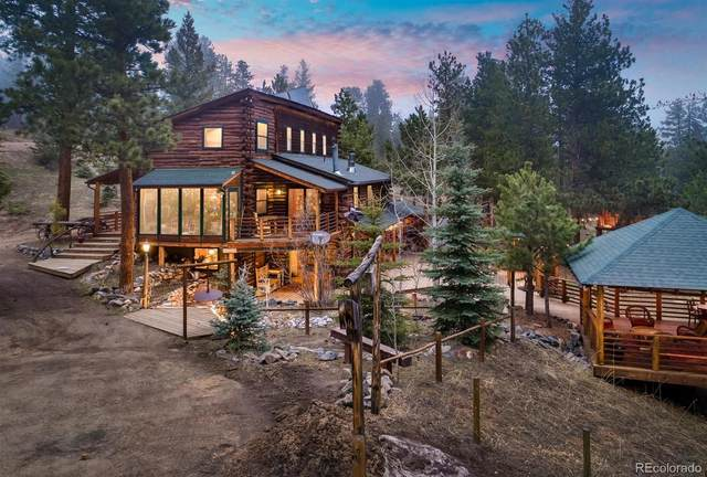 11628 Ranch Elsie Road, Golden, CO 80403 (#6946163) :: Mile High Luxury Real Estate