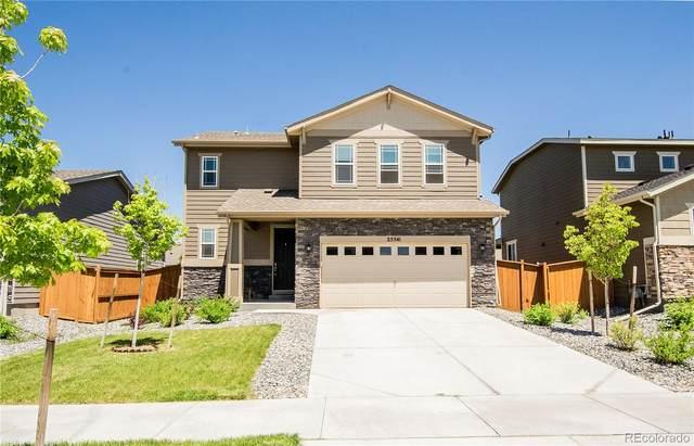 25541 E Bayaud Place, Aurora, CO 80018 (#6946445) :: Mile High Luxury Real Estate