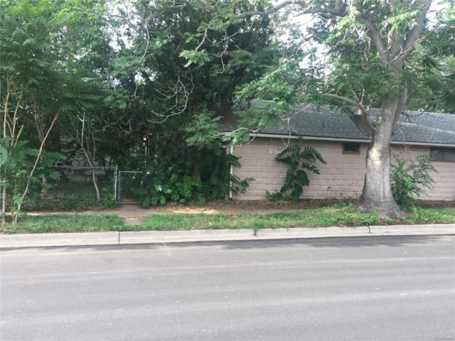 240 W Mansfield Avenue, Englewood, CO 80110 (#6946492) :: The Peak Properties Group
