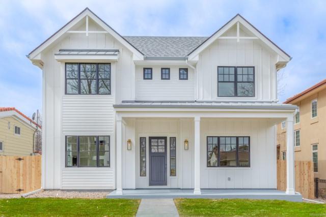 2663 S Cook Street, Denver, CO 80210 (MLS #6946609) :: 8z Real Estate