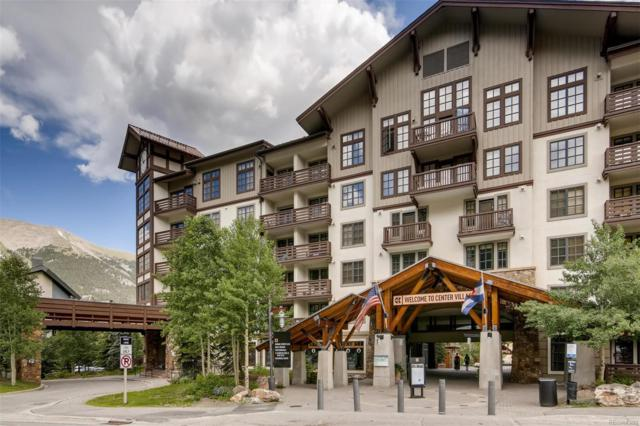910 Copper Road #502, Frisco, CO 80443 (#6946664) :: The DeGrood Team