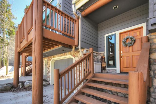 434 Kings Crown Road, Breckenridge, CO 80424 (#6946839) :: Wisdom Real Estate