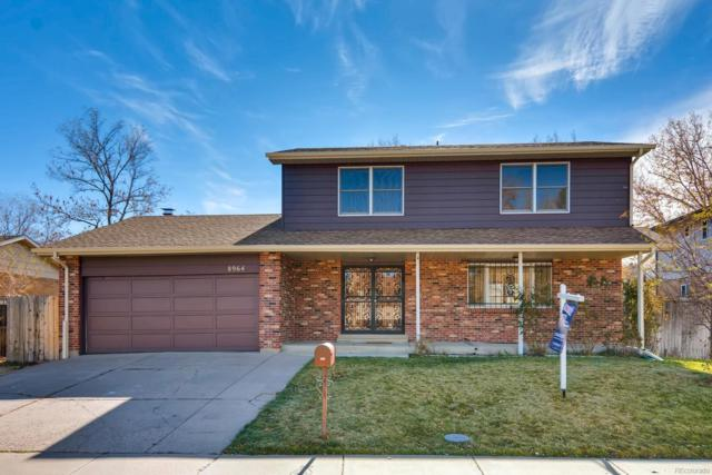 8964 W Rice Avenue, Littleton, CO 80123 (#6947701) :: The Peak Properties Group
