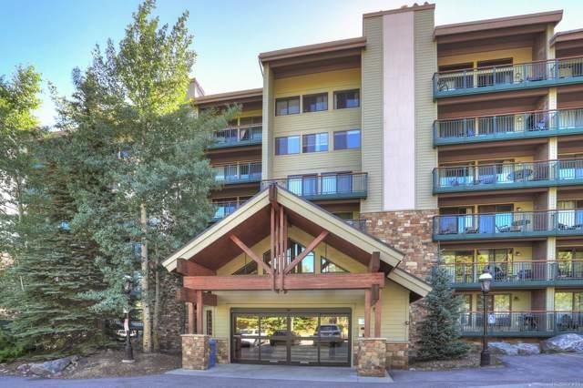 455 Village Road #208, Breckenridge, CO 80424 (MLS #6947853) :: 8z Real Estate