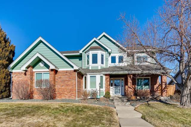 15709 E Powers Drive, Centennial, CO 80015 (MLS #6948209) :: Bliss Realty Group