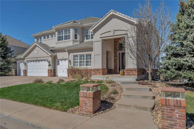 10591 Lieter Place, Lone Tree, CO 80124 (#6948515) :: The Heyl Group at Keller Williams