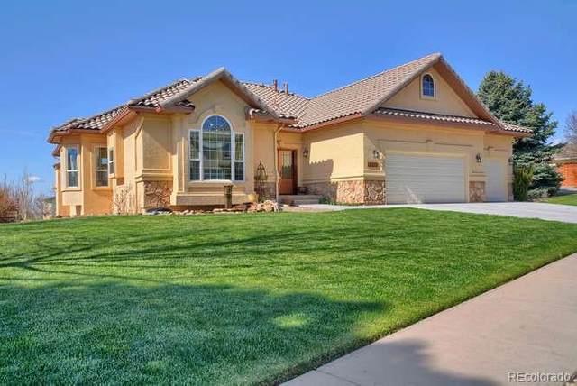4145 Saddle Rock Road, Colorado Springs, CO 80918 (#6948710) :: Mile High Luxury Real Estate
