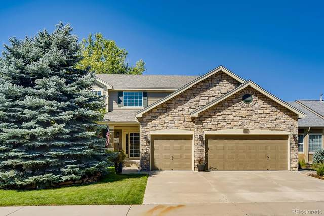 11335 Mesa Verde Way, Parker, CO 80138 (MLS #6948764) :: Neuhaus Real Estate, Inc.
