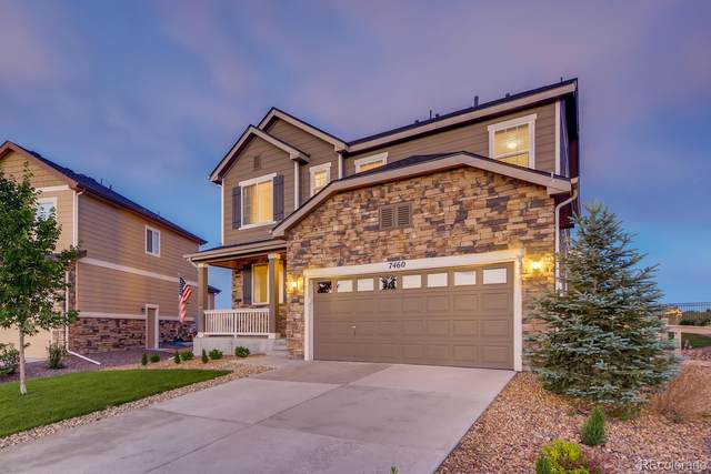 7460 S Old Hammer Way, Aurora, CO 80013 (MLS #6948898) :: 8z Real Estate