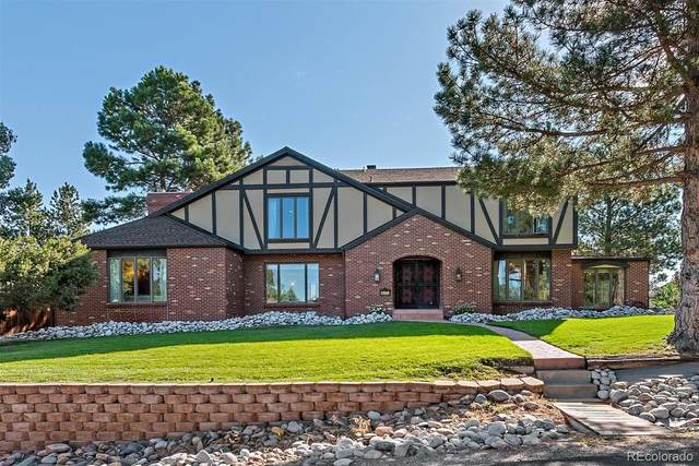 6373 Ponderosa Way, Parker, CO 80134 (MLS #6948921) :: 8z Real Estate