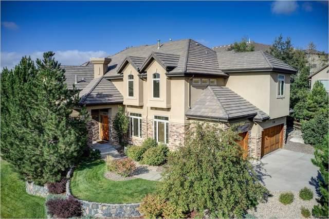 1160 Buffalo Ridge Road, Castle Pines, CO 80108 (#6948949) :: The HomeSmiths Team - Keller Williams
