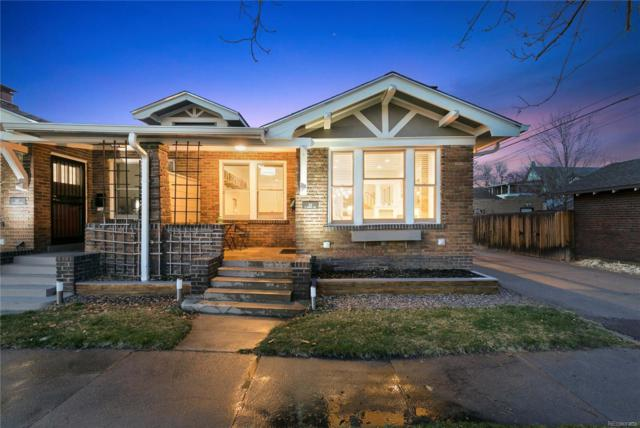 519 E 4th Avenue, Denver, CO 80203 (#6949042) :: 5281 Exclusive Homes Realty